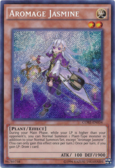 Aromage Jasmine - CORE-EN034 - Secret Rare - Unlimited Edition