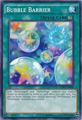 Bubble Barrier - CORE-EN058 - Common - Unlimited Edition on Channel Fireball