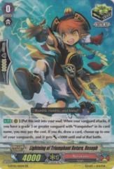 Lightning of Triumphant Return, Reseph - G-BT05/015EN - RR