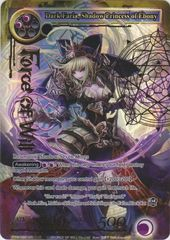 Dark Faria, Shadow Princess of Ebony - TTW-080 - SR - 1st Edition - Full Art