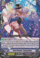 Card Dealer, Jacqueline - G-TD07/007EN - TD