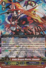 Ardor Dragon Master, Amanda - G-TD07/001EN - RRR