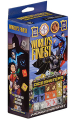 Dice Masters: World's Finest Starter Set