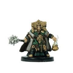 Shardra, dwarf shaman