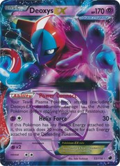 Deoxys-EX - 53/116 - Deoxys Box Oversized Promo