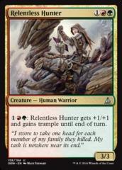 Relentless Hunter - Foil