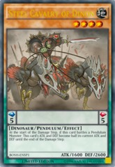 Steel Cavalry of Dinon - BOSH-ENSP1 - Common - Limited Edition