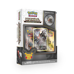 Mythical Pokemon Collection: Darkrai