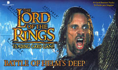 Battle of Helm's Deep Cards Booster Box