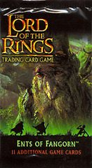 Ents of Fangorn Lord of the Rings Cards Booster Pack