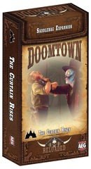 Doomtown: Reloaded - Saddle Bag Expansion 10: The Curtain  Rises