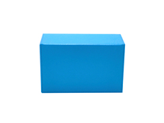 Dex Protection Dualist Deck Box: Blue