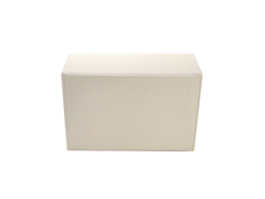 Dex Protection Dualist Deck Box: White