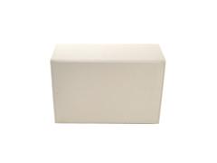 Dex Protection Dualist Deck Box: White