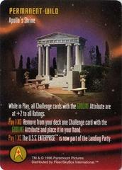 Apollo's Shrine