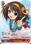 Curious Haruhi - SY/W08-E104 - U