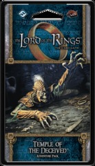The Lord of the Rings: The Card Game - Temple of the Deceived