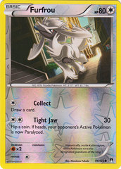Furfrou - 95/122 - Common - Reverse Holo