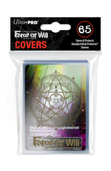 Force of Will Deck Protector Sleeve Cover 65 ct