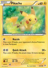 Pikachu - 26/83 - Common