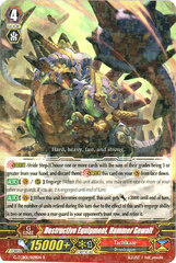 Destructive Equipment, Hammer Gewalt - G-TCB01/029EN - R on Channel Fireball