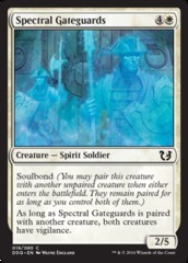 Spectral Gateguards