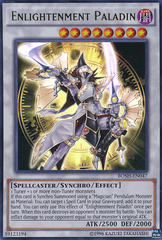 Enlightenment Paladin - BOSH-EN047 - Ultra Rare - Unlimited Edition