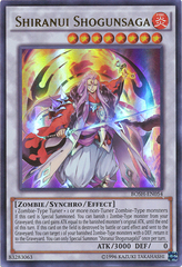 Shiranui Shogunsaga - BOSH-EN054 - Ultra Rare - Unlimited Edition