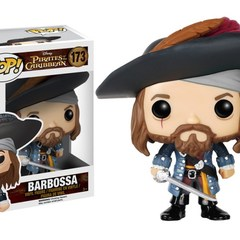 Movie Series - #173 - Barbossa (Disney: Pirates)