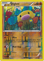 Diglett - 38/83 - Common - Reverse Holo