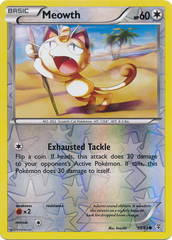 Meowth - 53/83 - Common - Reverse Holo