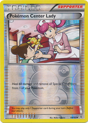 Pokemon Center Lady - 68/83 - Uncommon - Reverse Holo