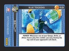Blue Training - Foil