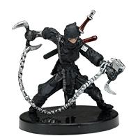 Reiko, Human Ninja