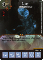Ghost - Paragon Undead (Die & Card Combo)