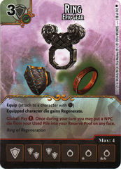 Ring - Epic Gear (Die & Card Combo)