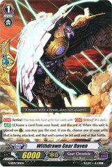 Withdrawn Gear Raven - G-SD01/010