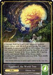 Yggdrasil, the World Tree - TMS-068 - R- Foil