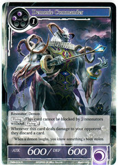 Demonic Commander - TMS-074 - R