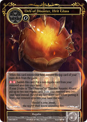 Orb of Disaster, Ifrit Glass - TMS-095 - R - Foil
