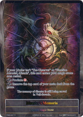 Disaster's Memoria - TMS-097 - R - Full Art