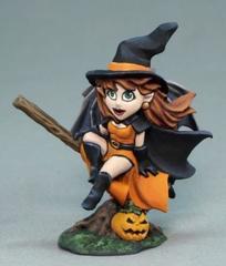 Chibi Halloween Sophie