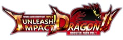 D Booster Set 1: Unleash! Impact Dragon!! Booster Box