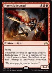 Flameblade Angel