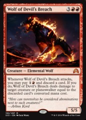 Wolf of Devil's Breach - Foil