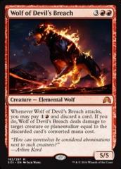 Wolf of Devil's Breach - Foil