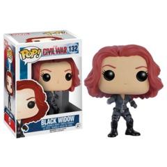#132 - Black Widow - Civil War (Marvel)
