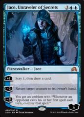 Jace, Unraveler of Secrets - Foil (SOI)
