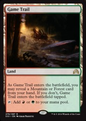 Game Trail - Foil