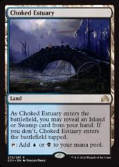 Choked Estuary - Foil